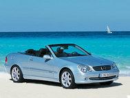 Женева 2003 // Мерседес-бенз CLK Cabrio
