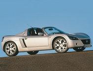 Женева 2003 // Опель Speedster Turbo