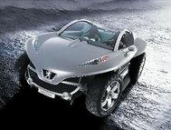 Женева 2003 // Peugeot Hoggar