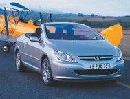 Женева 2003 // Peugeot 307 CC