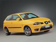 Женева 2003 // Seat Ibiza Cupra R