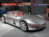 Женева 2003 // Pininfarina Enjoy