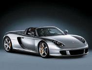 Женева 2003 // Porsche Carrera GT