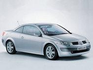 Женева 2003 // Рено Меган Coupe-Cabriolet
