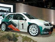 Женева 2003 // Skoda Fabia WRC