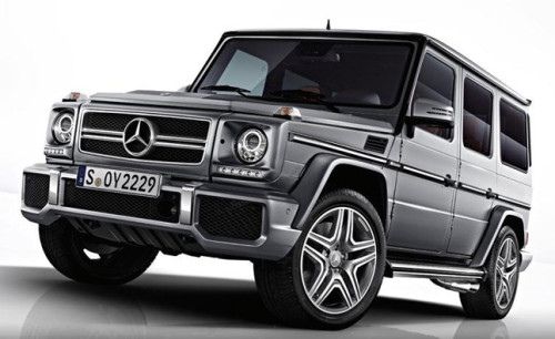 Mercedes-Benz-G63
