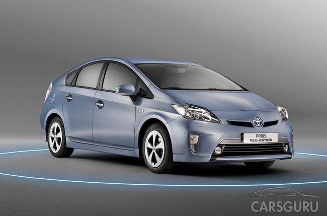 Toyota Prius снова стал самым выгодным автомобилем в США