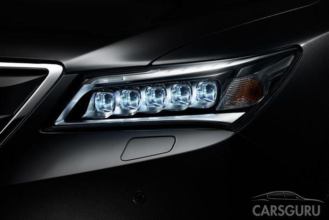 Кроссоверы Acura в России – известны цены