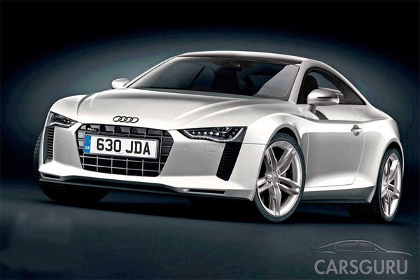 Новую Audi TT покажут в Женеве