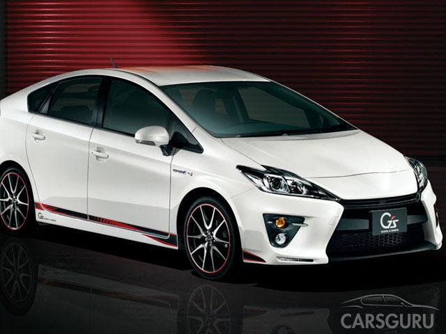 Новая Toyota Prius будет легче и эффективнее