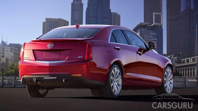 Cadillac ATS получит версии V и V+