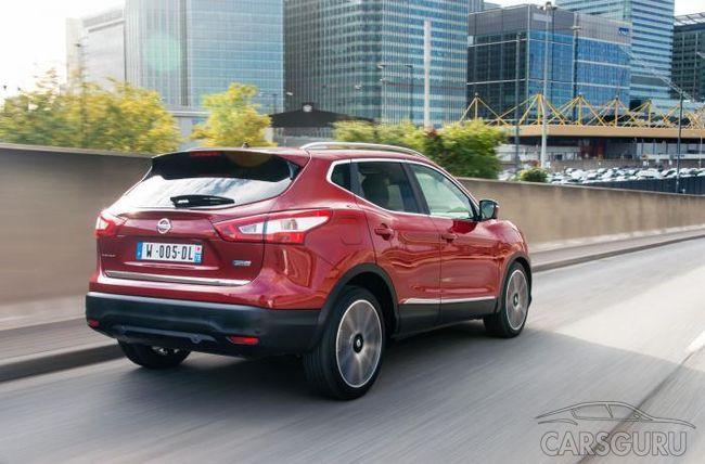 Nissan Qashqai станет трехдверным?