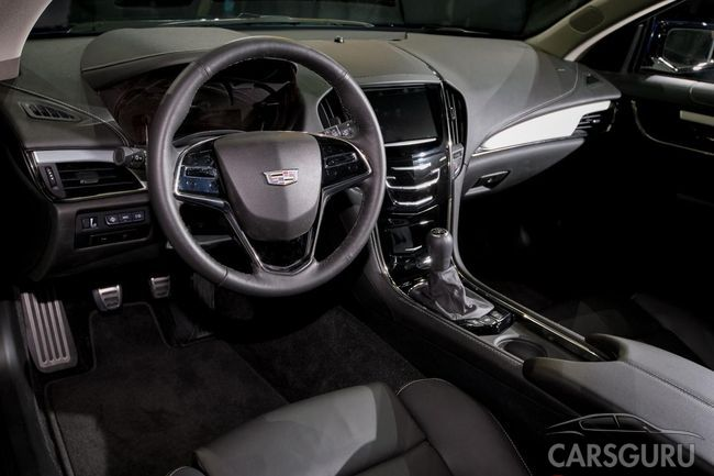 Cadillac предложит ATS Coupe и Escalade в Европе