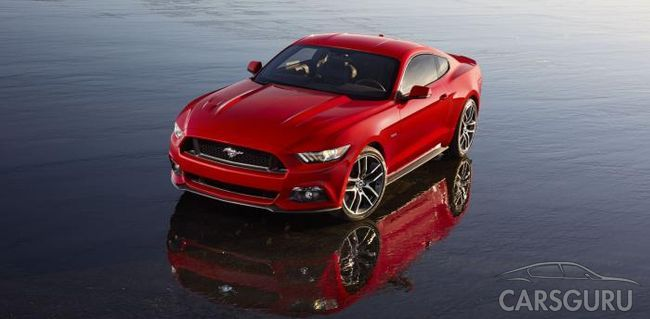 Ford Mustang окажется на смотровой площадке Эмпайр Стейт Билдинг
