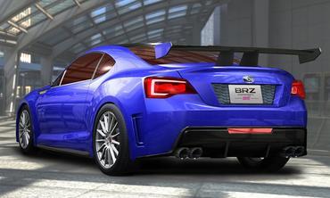 Subaru представит новую спортивную модель