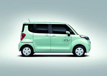 Свой электромобиль появился и в Корее (ФОТО)