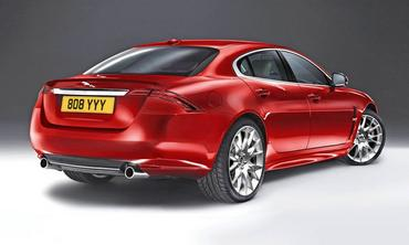 Jaguar готовит бомбу для Mercedes и BMW (ФОТО)
