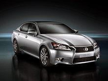 Lexus именовал комплектации нового GS для русского рынка