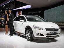 Стали известны русские цены на Peugeot 508
