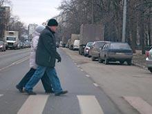 В Рф началась кампания в защиту пешеходов на зебре, не понимающих, что такое тормозной путь