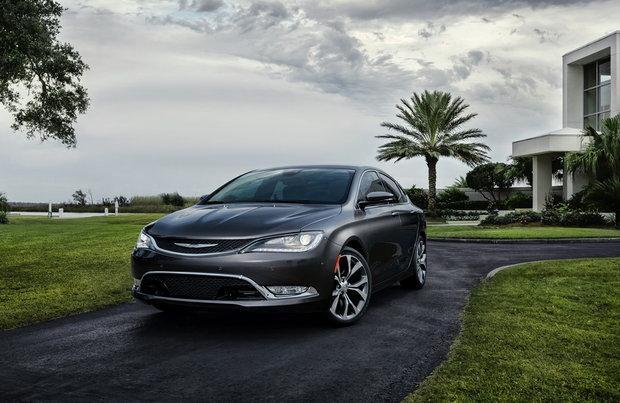 Chrysler 200 – смена имиджа
