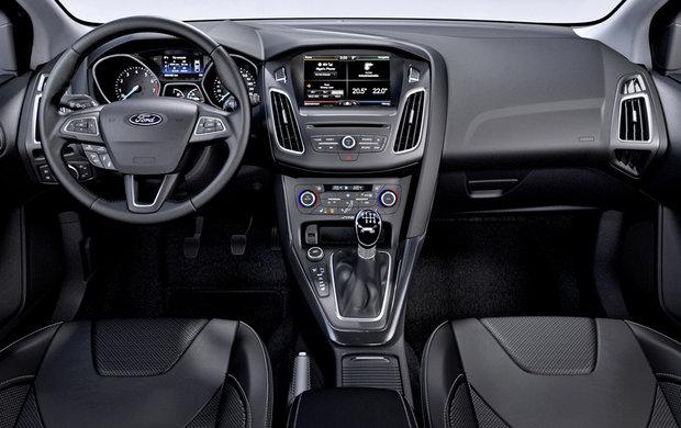 Обновленный Ford Focus для России не удивит моторами