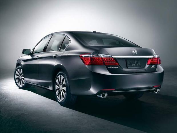 В Россию едет американский Honda Accord