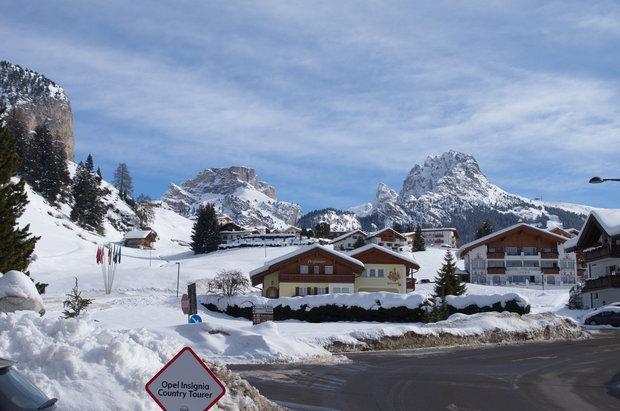 Opel Insignia Country Tourer: турбодизель в Альпах