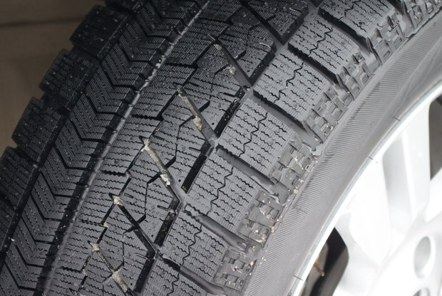 Bridgestone-2013: «шипы» под именем «липучки»