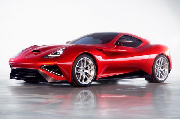 Icona Vulcano – конкурент Ferrari LaFerrari