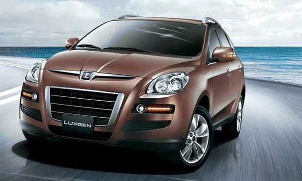 Luxgen7 SUV доедет до России в августе