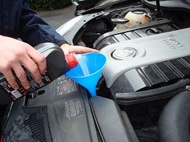 зимние воды для автомобилей