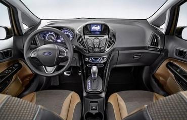 Ford B-Max дебютирует в Женеве (ФОТО)