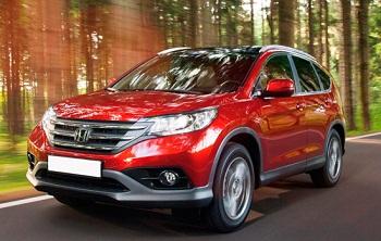 Honda CR-V 4-ого поколения