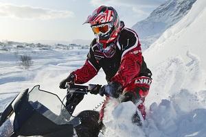 линейка снегоходов Lynx